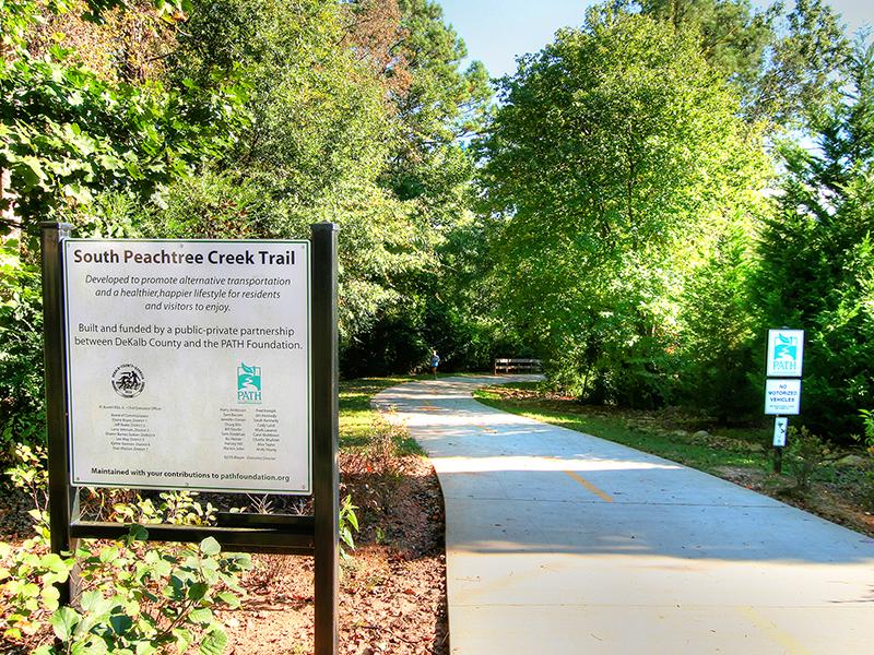 path trail in decatur ga 30033