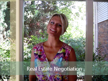 Real Estate Negotiation