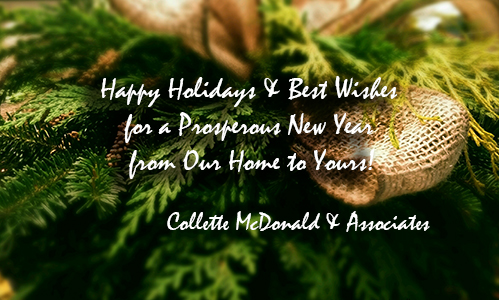 Happy Holidays and Happy New Year