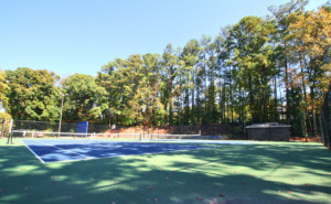 Homes for Sale in Chamblee, GA - Keswick Park Community Basketball and Tennis Courts