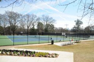 Chastain Park Tennis Center Buckhead Atlanta, GA