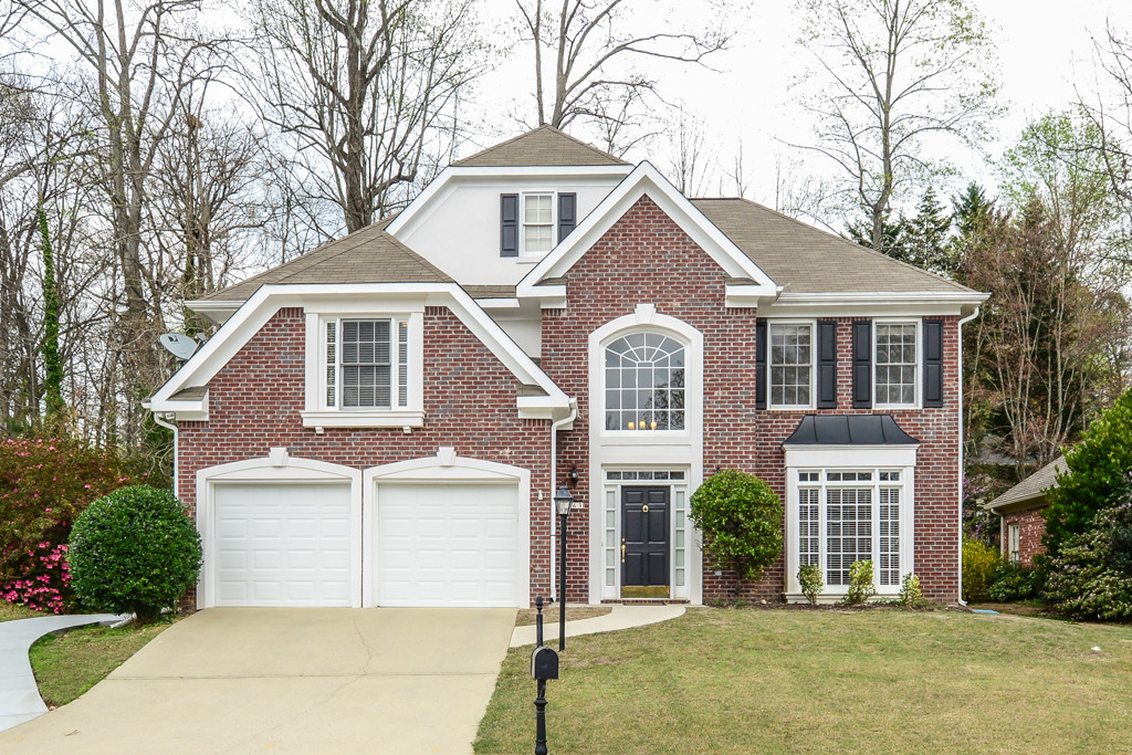 Home for Sale -4569 Village Springs Place, Dunwoody, GA 30338