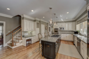 Sandy Springs Real Estate Listing - Luxury Dream Kitchen
