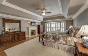 Sandy Springs Real Estate Listing For Sale - Master Bedroom