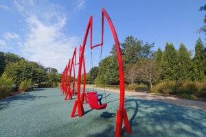 Abernathy Park Swings - Sandy Springs - Collette McDonald and Associates