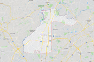 Home for Sale in Sandy Springs, GA 30328 Map