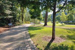 Abernathy Greenway Walking Hiking Trail - Sandy Springs, GA