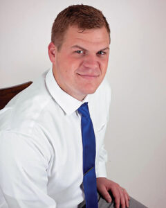 Gunner DeLay Real Estate Agent in Arkansas