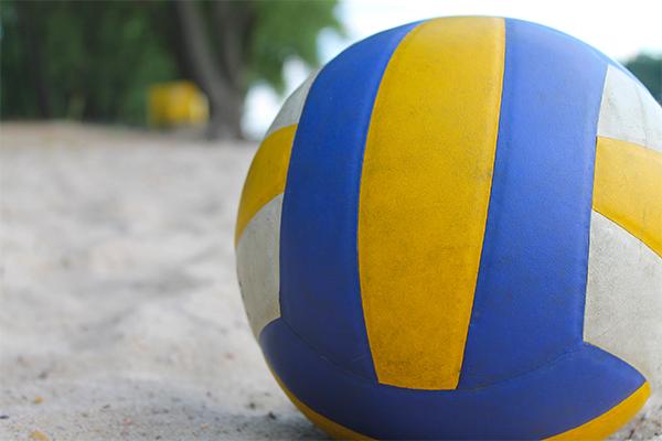 sand volleyball in Marietta, GA